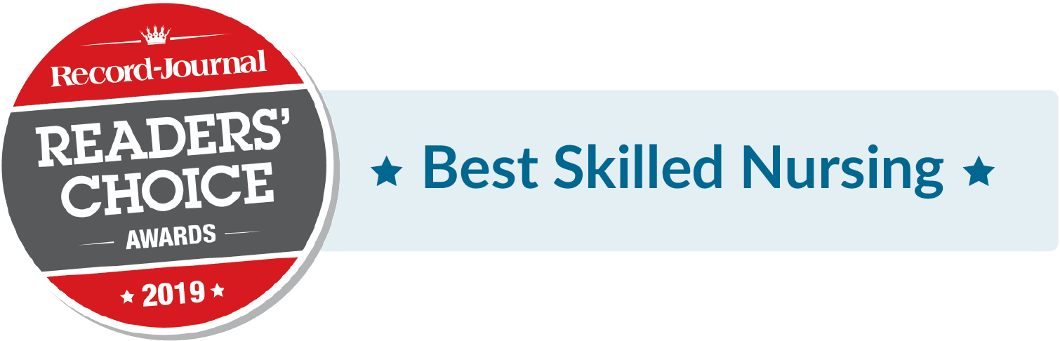 Record-Journal Readers' Choice - Best Skilled Nursing 2019