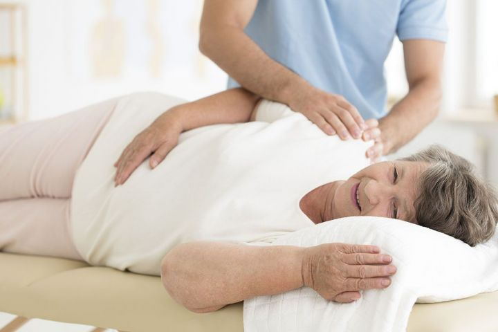 Massage Therapy for Hospice