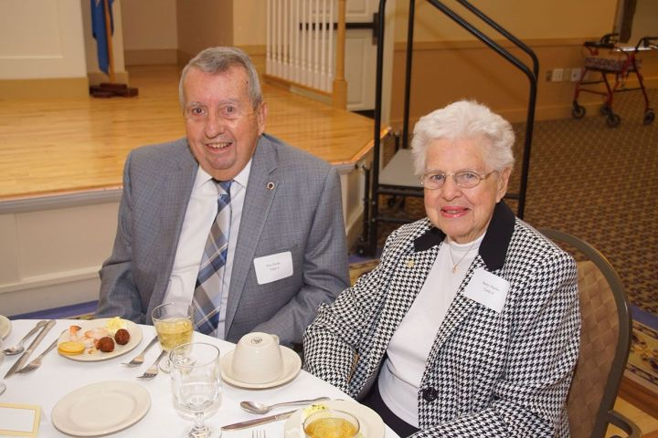 Roy and Betty Hucke