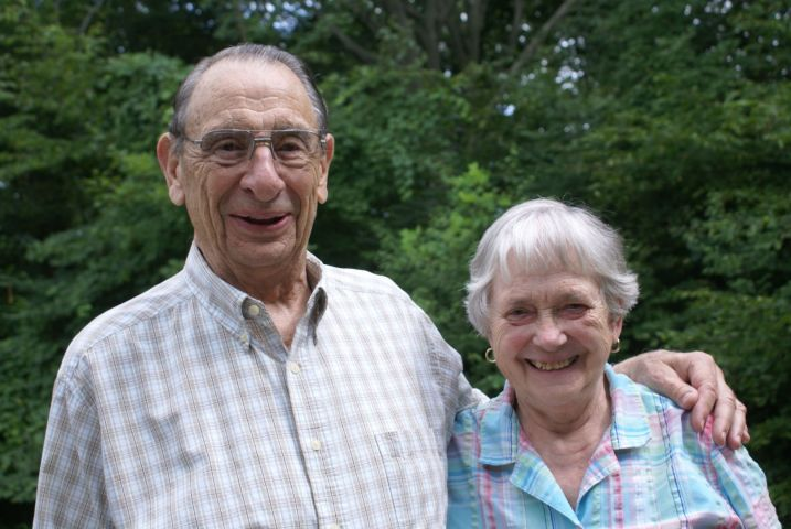 Gus and Virginia Bodin