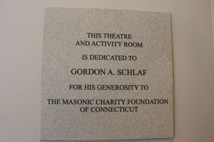 Schlaf Theatre and Activity Room at MCV
